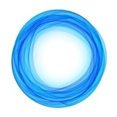 2366353-abstract-blue-circle-rays-on-white-background